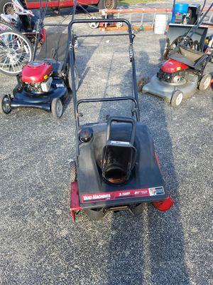 Yard Machine snowblower for Sale in Freeport, IL