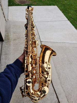 Benjamin Adam's Saxophone for Sale in Evergreen Park, IL