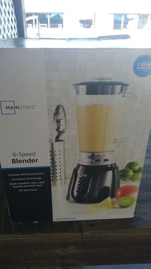 Mainstays blender for Sale in Jacksonville, FL