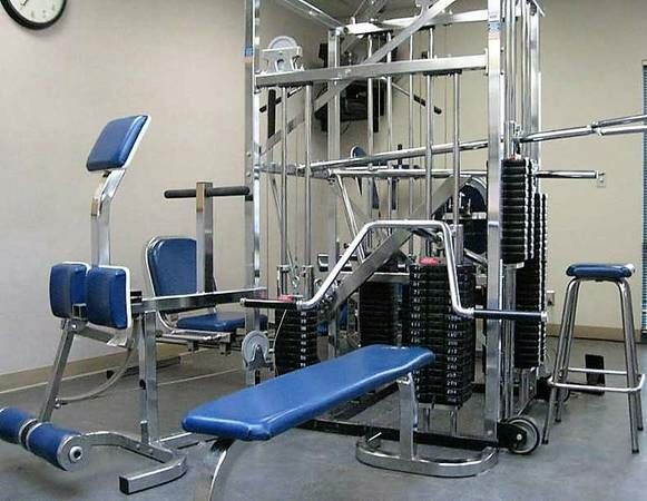 Paramount Universal Gym For Sale In Phoenix Az Offerup