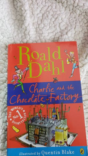 Charlie and the chocolate factory by Ronald Dahl for Sale in Detroit, MI