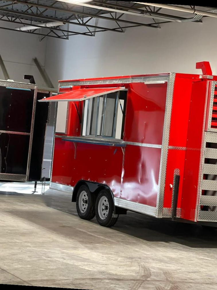 ‼️BRAND NEW FOOD TRUCK‼️READY TO GO ...SUPER PRICES....