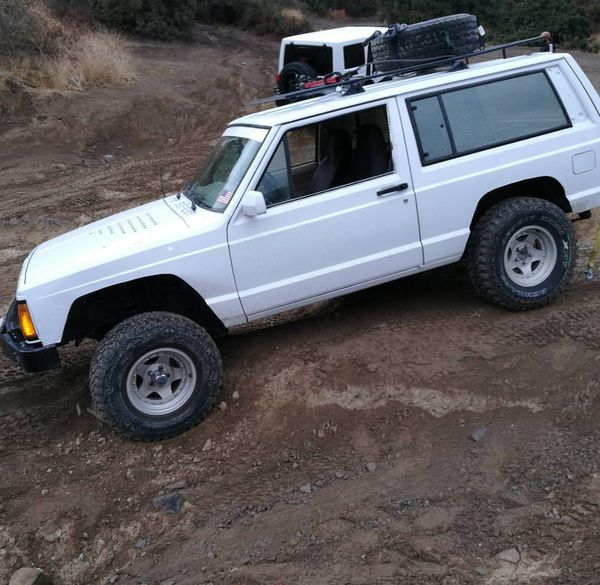 Jeep Cherokee Xj For Sale California: Jeep XJ Cherokee For Sale In Anaheim, CA