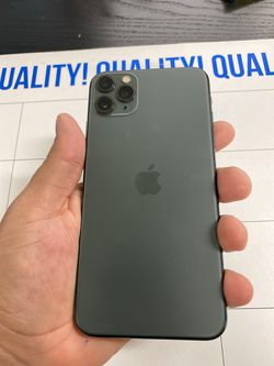 iPhone 11 Pro Max 256GB T-Mobile network only Metro PCS / Simplemobile/ ultra mobile/ lyca mobile/ T-Mobile network only The phone is ready to use Thumbnail