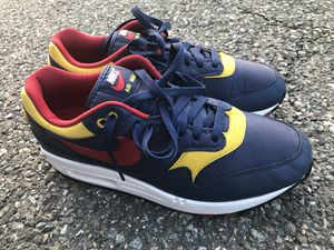 NIKE AIR MAX 1 PREMIUM 9.5 for Sale in Silver Spring, MD
