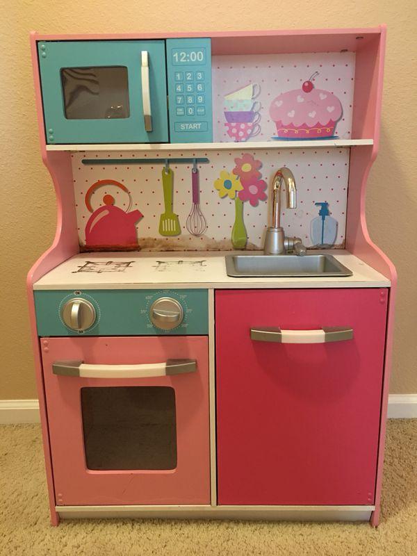 Target Kids Kitchen Playset for Sale in Bunnell, FL - OfferUp