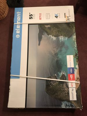 55 inch 4K smart tv for Sale in Inwood, WV