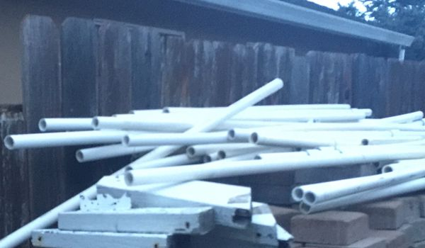 """Yes, this is still available  Approx  175 feet of PVC Pipe - 1"""" Schedule 40  for Sale in Sacramento, CA - OfferUp"""