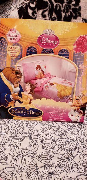 Princess belle bedding for Sale in Gaithersburg, MD