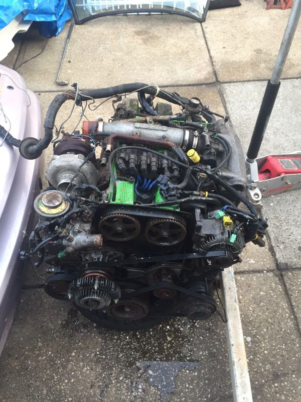Fully built 7mgte supra Turbo motor for Sale in Queens, NY - OfferUp