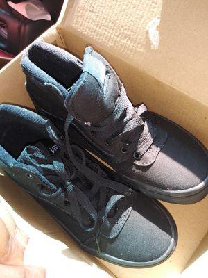 19e2d477b5 Vans Boy shoes size 1 for Sale in Shreveport