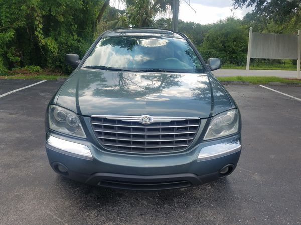 Chrysler Pacifica 3rd Row 2006 Cars Trucks In Kissimmee Fl Offerup