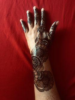 Henna design Thumbnail