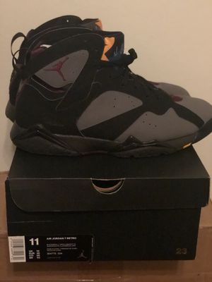 NIKE AIR JORDAN 7 RETRO BOURDEAUX SIZE 11 (READ DESCRIPTION) for Sale in Pittsburgh, PA