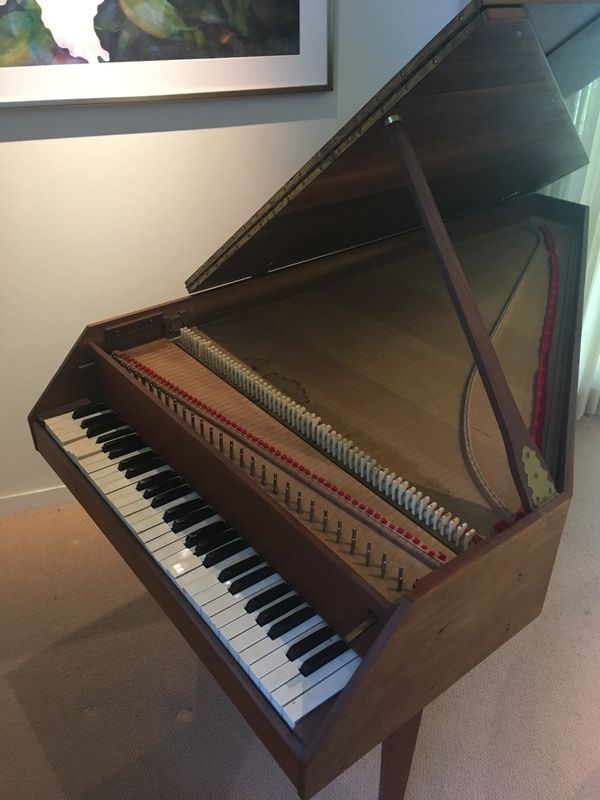 Harpsichord single manual for Sale in Atherton, CA - OfferUp