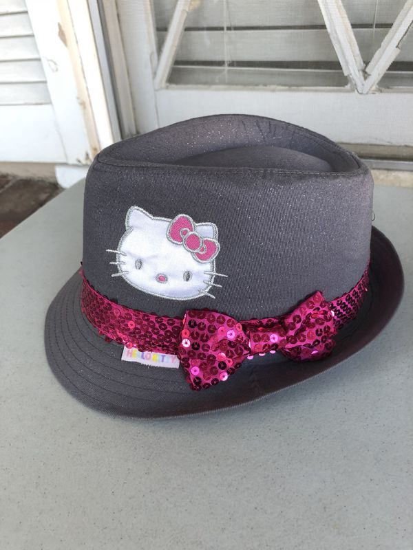 2fec20162 Girls Hello Kitty Fedora Hat for Sale in West Covina, CA - OfferUp