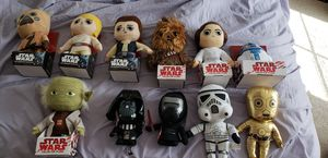 STAR WARS COLLECTABLES for Sale in Phoenix, AZ