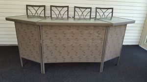 5-pc patio bar set for Sale in Sterling, VA