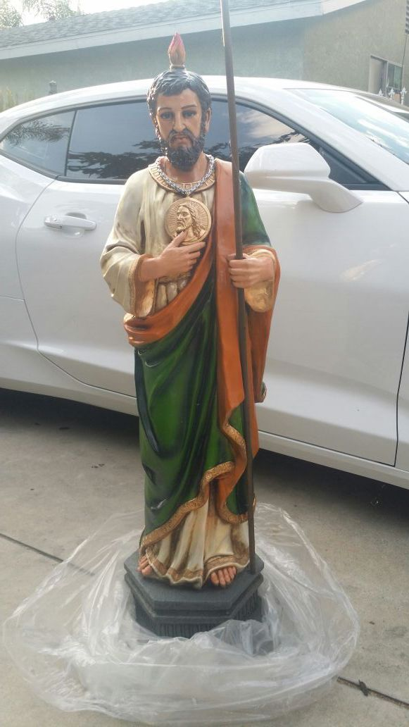 4feet saint jude 4 pies san judas tadeo for sale in santa fe