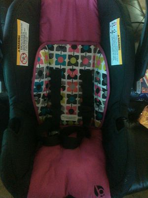 Photo Baby Trend baby car seat