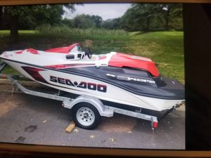 2009 Seadoo Speedster 155 for Sale in Sterling, VA