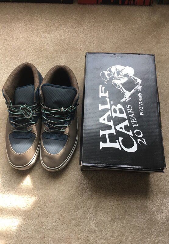 Vans Half Cab Pro TAKA HAYASHI 20th Anniversary Edition - Mens size 13 -  (LIKE NEW  Box Included ) 7a5c7ba7bdff