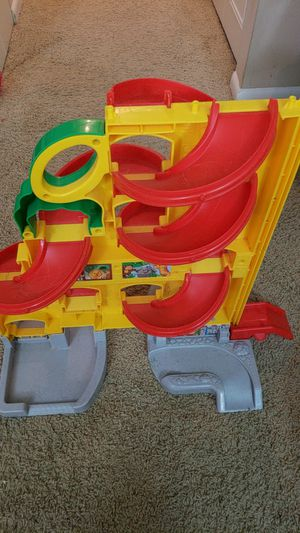 Fisher-Price Little People Wheelies Stand 'n Play Rampway for Sale in NO POTOMAC, MD