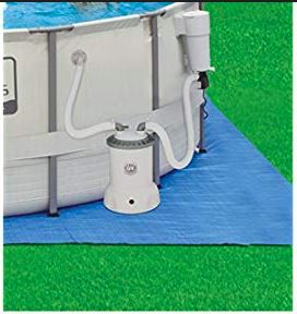 UV Light Pool Sanitizer / Cleaner / Filter + 2 extra spare UV lamps included ($160 at Walmart!) for Sale in Boca Raton, FL