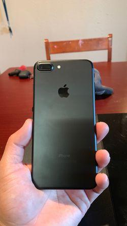 iPhone 7 Plus Black Thumbnail
