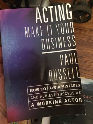 Acting book for Sale in Atlanta, GA