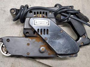 Photo Craftsman belt sander