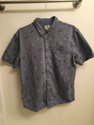 Large Vans button up for Sale in Los Angeles, CA