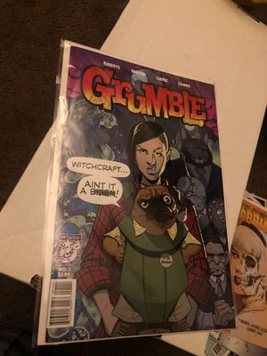 Grumble 1 in 300 variant comic for Sale in Lynwood, CA