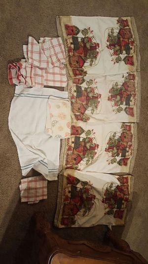 Diane knott kitchen towel set for Sale in Richmond, VA