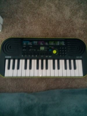 Casio Kids Piano for Sale in Salt Lake City, UT