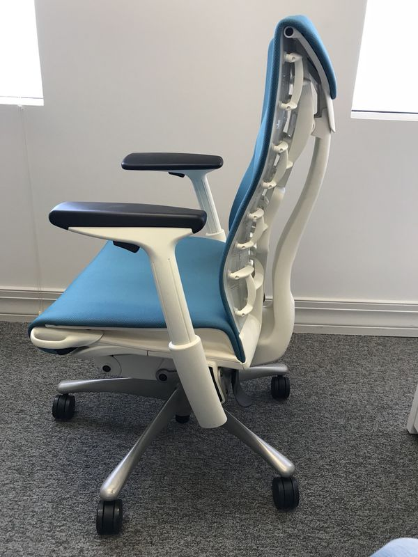 Outstanding Herman Miller Embody Ergonomic Office Chair For Sale In Short Links Chair Design For Home Short Linksinfo