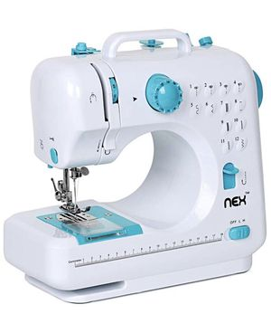 Sewing Machine Portable Crafting Mending Machine with 12 Built-in Stitches Double Thread and Speed for Beginner for Sale in Springfield, VA