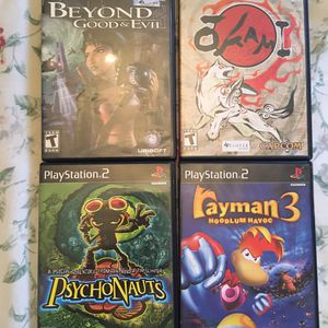 Ps2 Games for Sale in Fairfax, VA