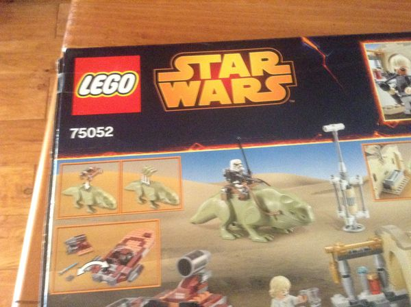 Lego Star Wars 75052 Mos Eisley Cantina Building Toy For Sale In