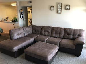 Amazing New And Used Sectional Couch For Sale In San Jose Ca Offerup Evergreenethics Interior Chair Design Evergreenethicsorg