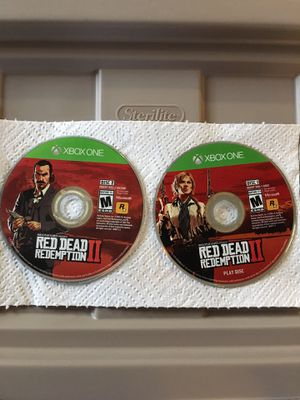 Red Dead Redemption II for Xbox One for Sale in St. Louis, MO