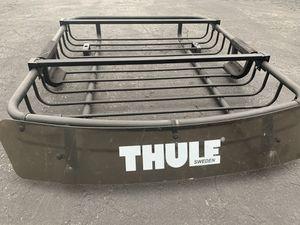 Photo Thule luggage dual bike rack universal
