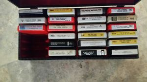 8 track tapes for sale for Sale in Bedford, VA