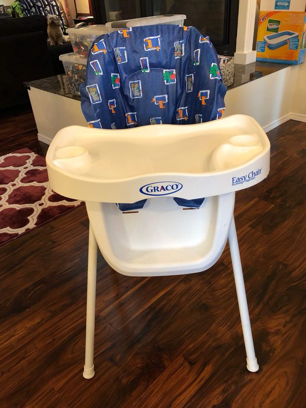 Miraculous Graco Reclining Easy High Chair For Sale In Olympia Wa Alphanode Cool Chair Designs And Ideas Alphanodeonline