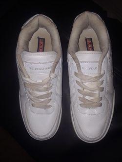 U.s. Polo assassin tennis shoes Thumbnail
