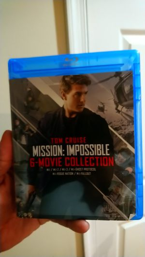 Digital Copy only Mission Impossible 6 movie collection for Sale in Manassas, VA