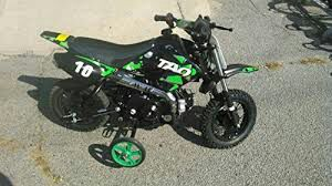 Brand New Kids DIRTBIKE gas 110cc for Sale in Manassas, VA