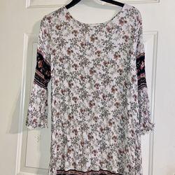 Plus Size Boho Dress Thumbnail