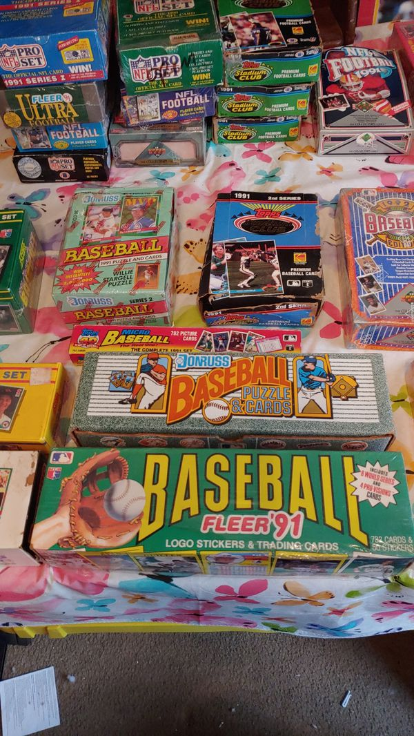 New and Used Baseball cards for Sale in Humble, TX - OfferUp