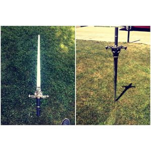 Its a collection sword and its real not a toy (: for Sale in Phoenix, AZ